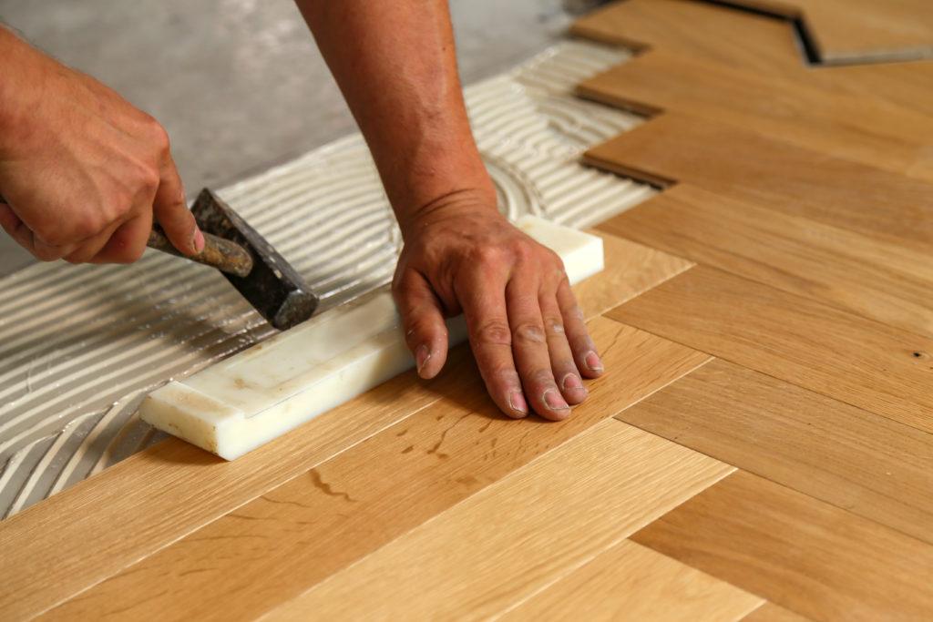 dallas hardwood floors installation